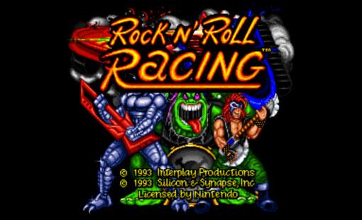 RockNRollRacing