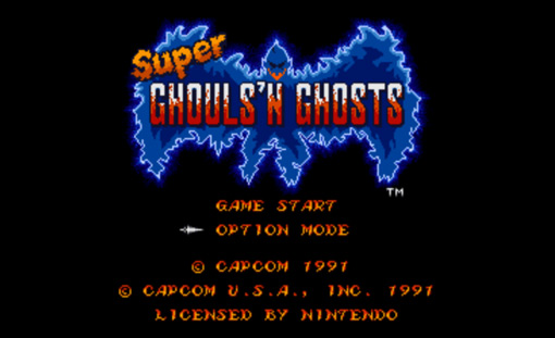 SuperGhoulsNGhosts