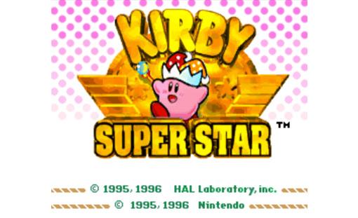 KirbySuperStar
