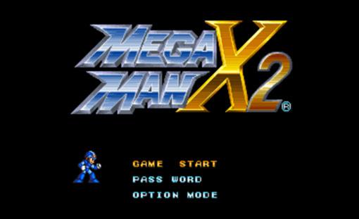 MegaManX2
