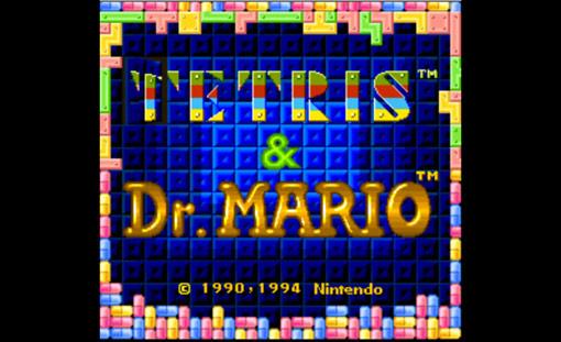 Tetris&DrMario
