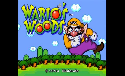 WariosWoods