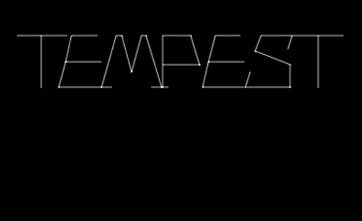 Tempest Title Screen