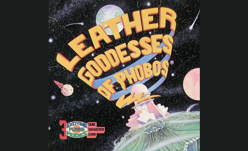 Leather Goddesses of Phobos