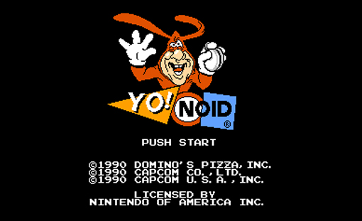 Yo! Noid