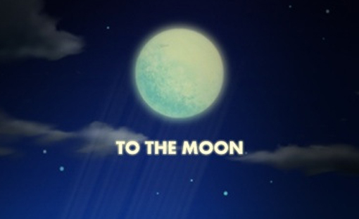 To The Moon Title Screen
