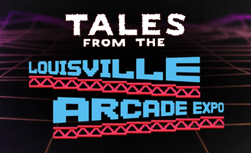 Tales from the Louisville Arcade Expo
