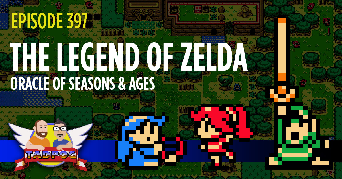 The Legend of Zelda: Oracle of Seasons & Oracle of Ages