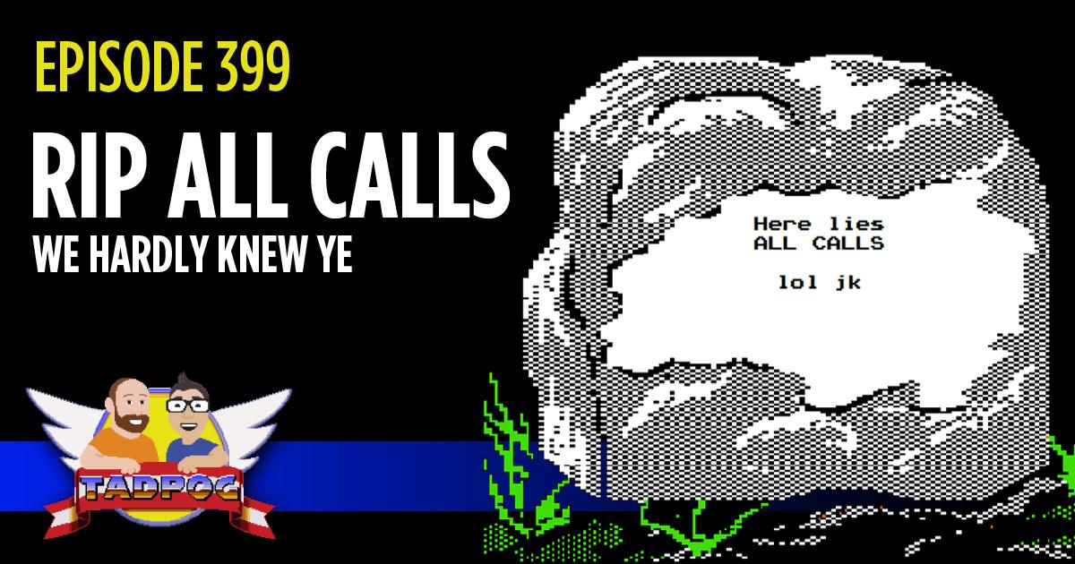 RIP All Calls