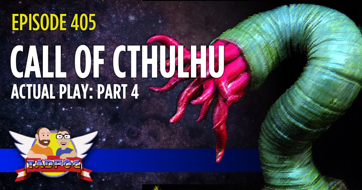 Call of Cthulhu Actual Play Part 4