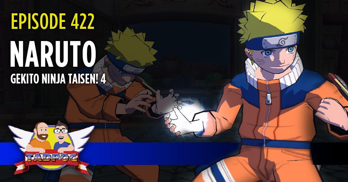 Naruto: Gekito Ninja Taisen! 4