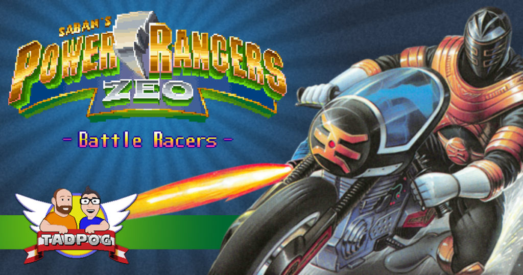 Power Rangers Zeo: Battle Racers