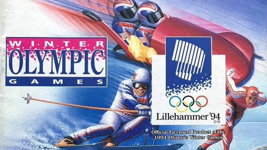 Winter Olympics SNES