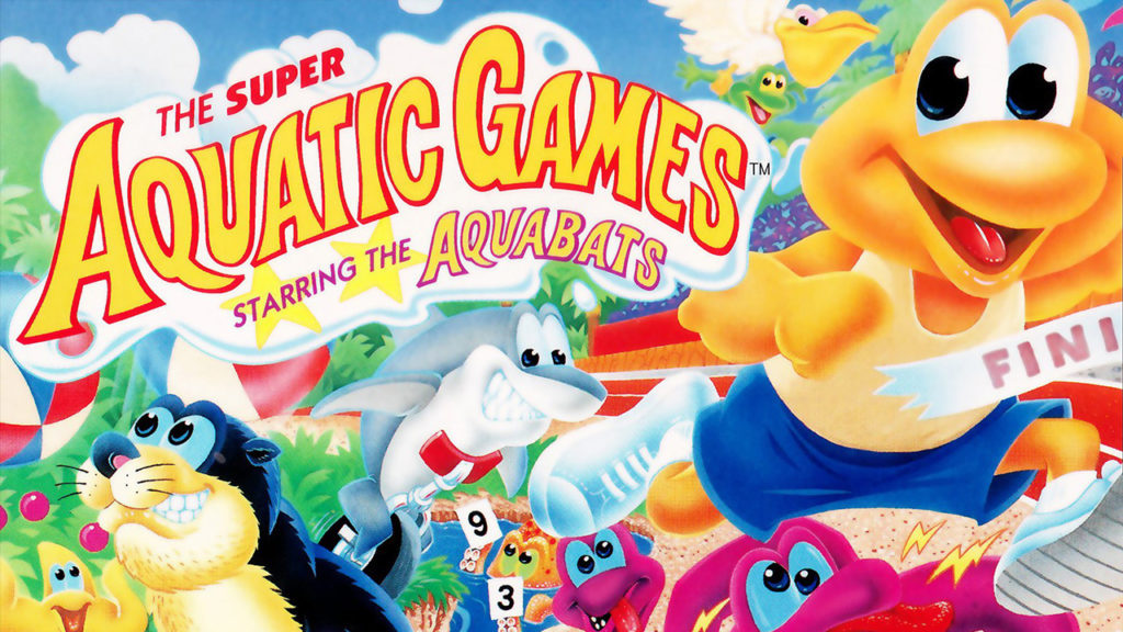 Super Aquatic Games Starring the Aquabats