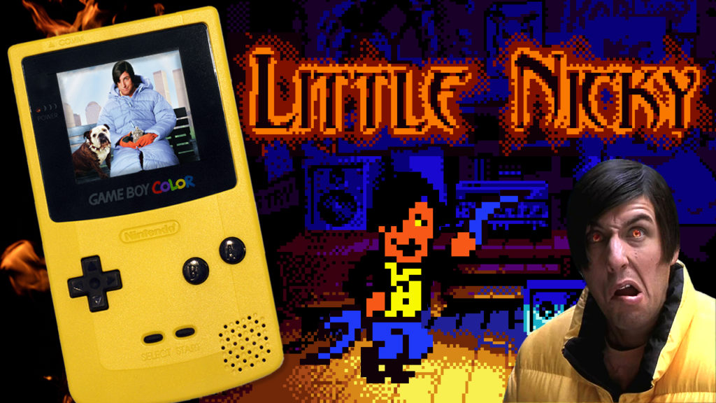 Little Nicky (Game Boy Color)